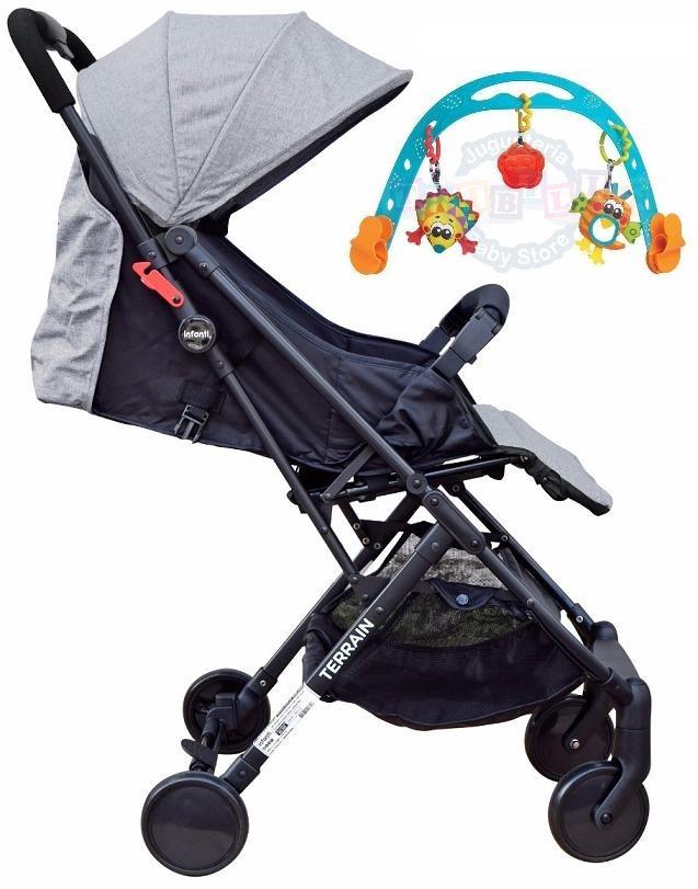 70d29e89d cochecito bebe infanti ultraliviano barra sonajero y video. Cargando zoom.