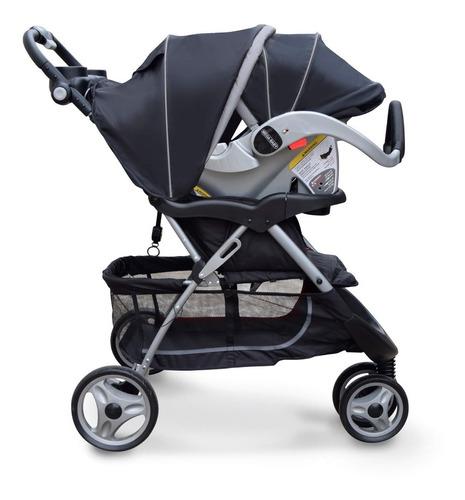 cochecito bebé tavel system mega baby tronador 3 ruedas