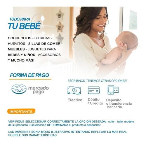 cochecito bebe travel system c20 kiddy babymovil