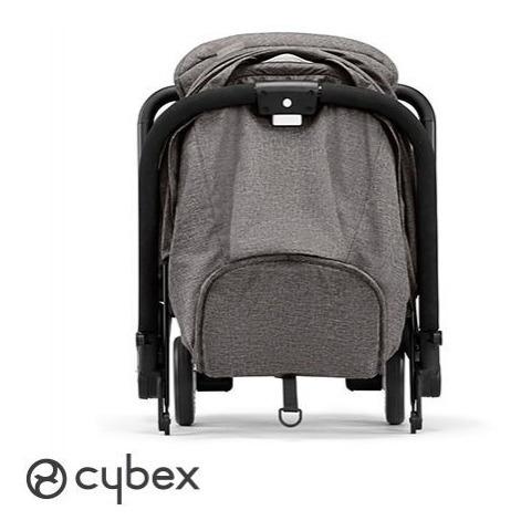 cochecito cybex eezy twist con huevito aton base fix bebe