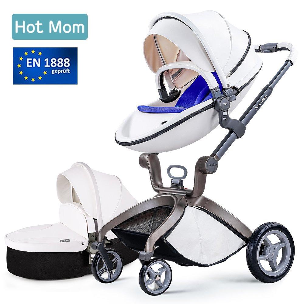 Cochecito De Bebé 2018 Hot Mom 3 En 1 Carro De Bebé Con... - $ 3.684 ...