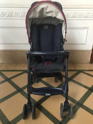 cochecito de bebé graco (8 ruedas) excelente estado