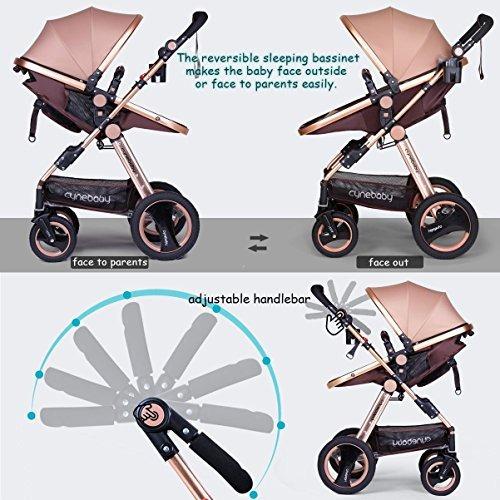 20570613c Cochecito De Bebe Infantil Para Recien Nacido Y Nino Cuna Co ...