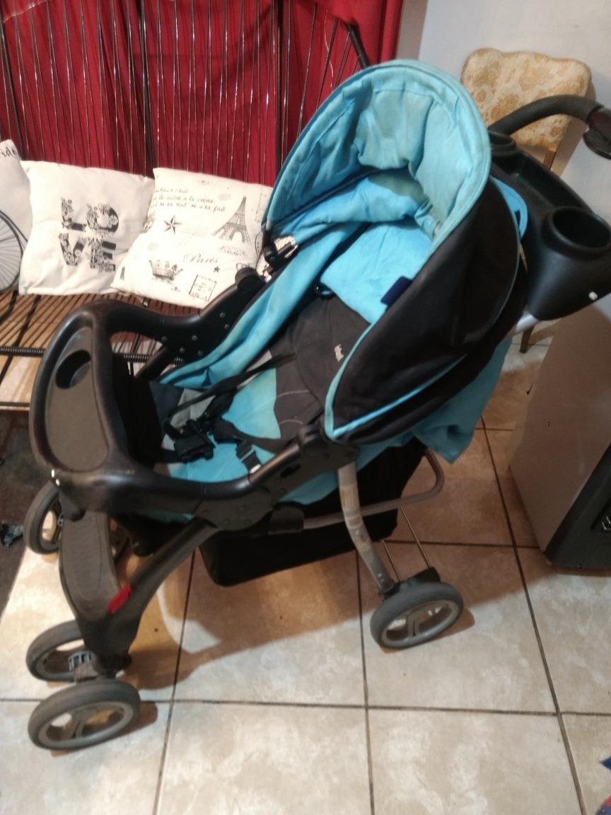 8e35f3d7b Cochecito De Bebé Marca Infanti Con Huevito Para Auto - $ 2.500,00 ...