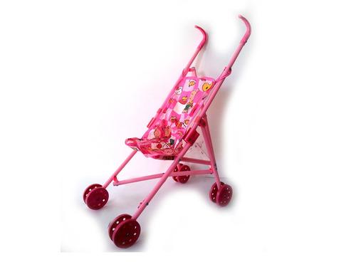 cochecito de paseo paraguita de juguete para muñecas