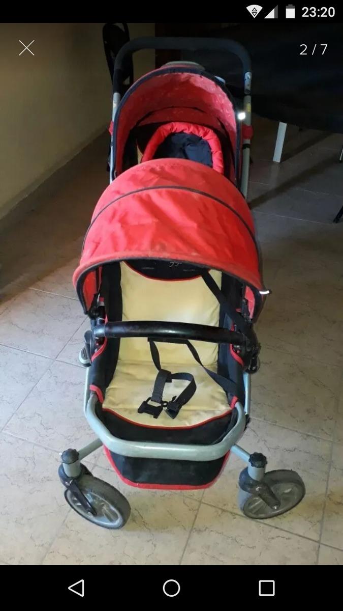 428470ab6 Cochecito Doble (infanti) Duo Ride.. Impecable - $ 6.500,00 en ...