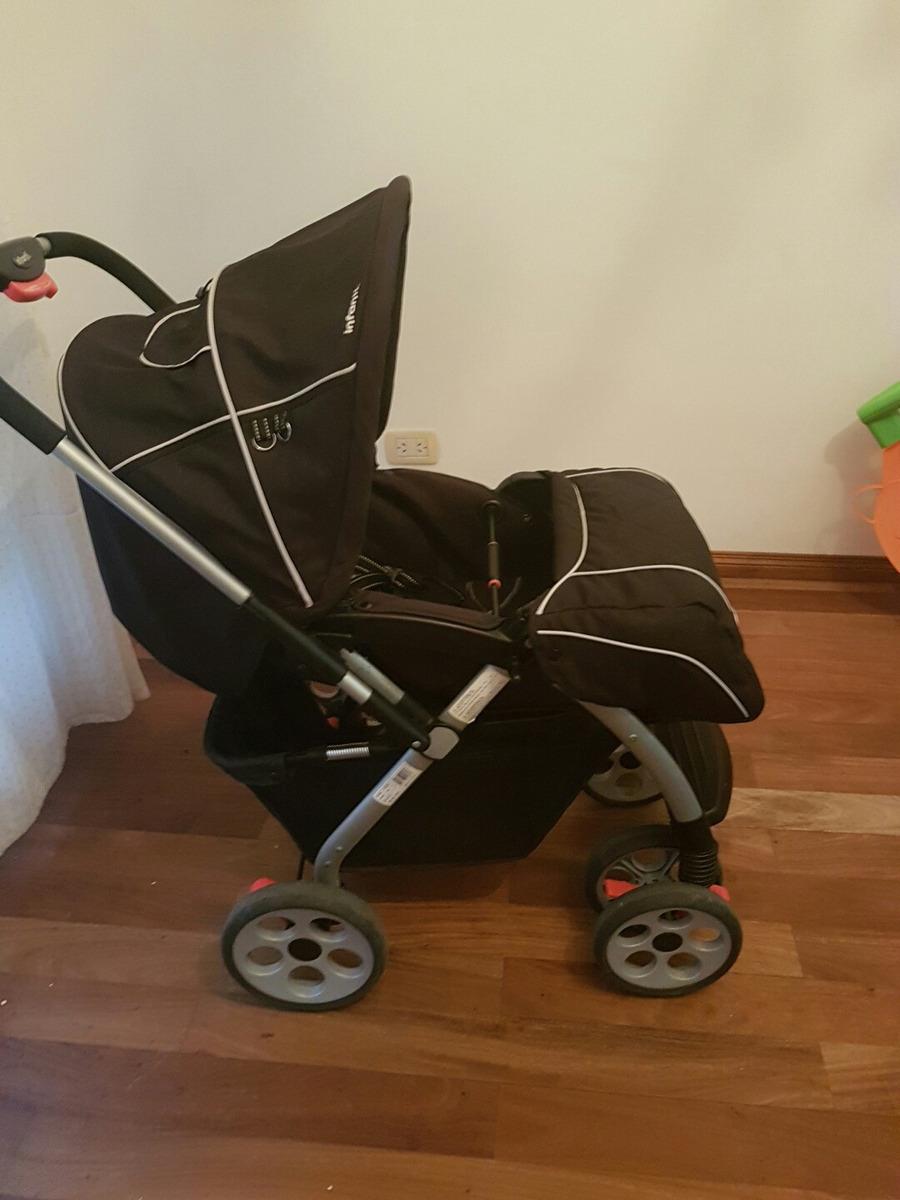 71d0dd680 Cochecito + Huevito Para Auto, Infanti G750 - $ 3.500,00 en Mercado ...