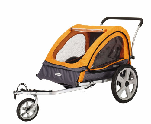cochecito instep quick n ez double bicycle trailer