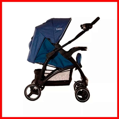 cochecito kiddy c30 travel system  con huevito + regalo