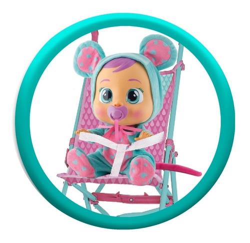cochecito muñeca coche