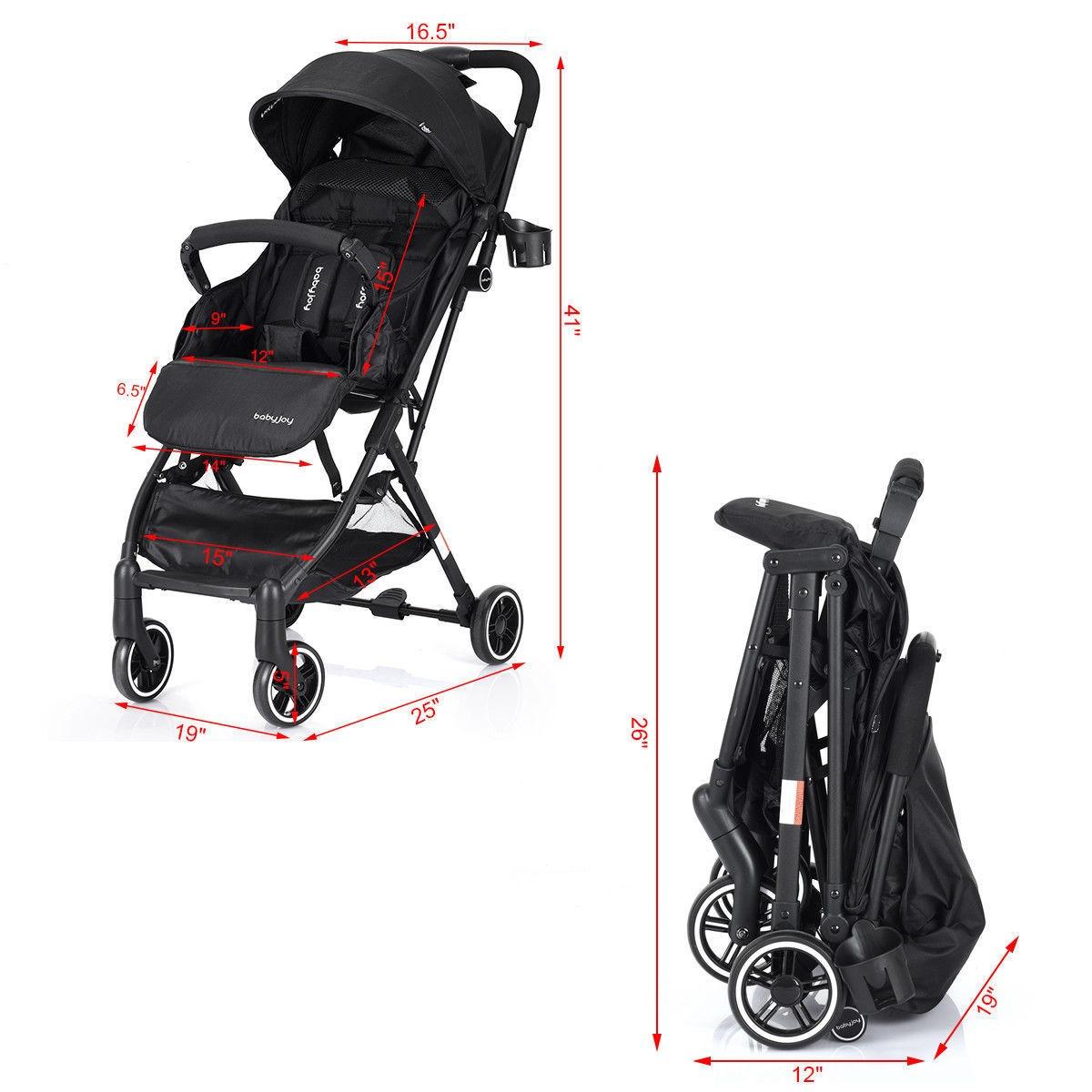 15346c9fa cochecito para bebés plegable carro niños ligero cochecito. Cargando zoom.