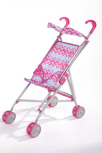 cochecito paraguita para muñecas nena juguete babymovil