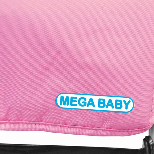 cochecito paraguitas bebe mega baby reforzado super oferta