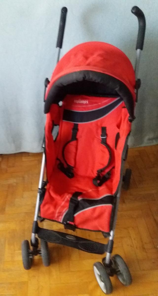 d1dfe9a92 Cochecito Paragüitas Bebé Plegable Infanti Reforzado - $ 3.000,00 en ...