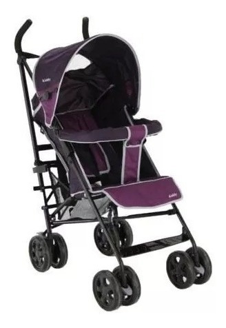 cochecito paraguitas clap barral desmontable kiddy babymovil