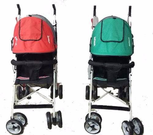 cochecito paraguitas infanti 108 reclinable liviano tira