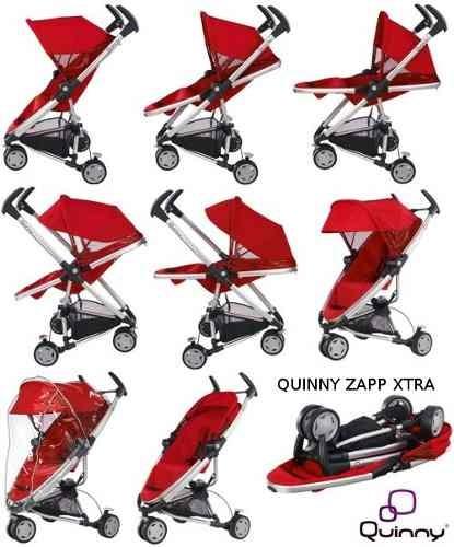 cochecito quinny zapp2 xtra folding se pliega con silla