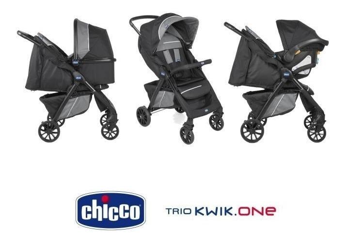 64d6da5d9 Cochecito Travel System Trio Chicco Kwik One - Iaruchisbebe ...