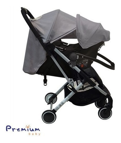 cochecito ultracompacto bebé pb trip + huevito regalo