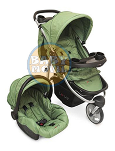 cochecitos bebe 3 ruedas huevito travel system love 246
