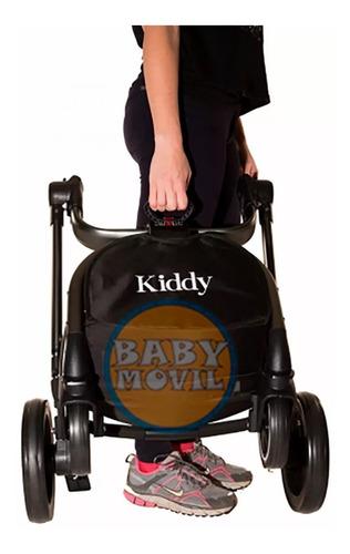 cochecitos bebes con huevito butaca moises spin 360º kiddy