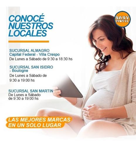 cochecitos bebes con huevito ultaliviano kiddy c10 babymovil