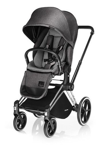 cochecitos para bebes de paseo cybex priam manhatan grey