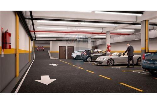 cochera 13 m2 en 2 piso obra en pozo
