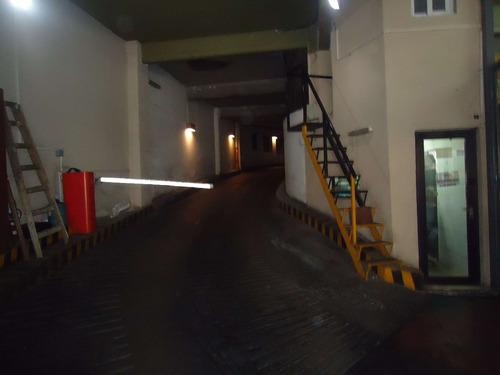 cochera con seguridad centro