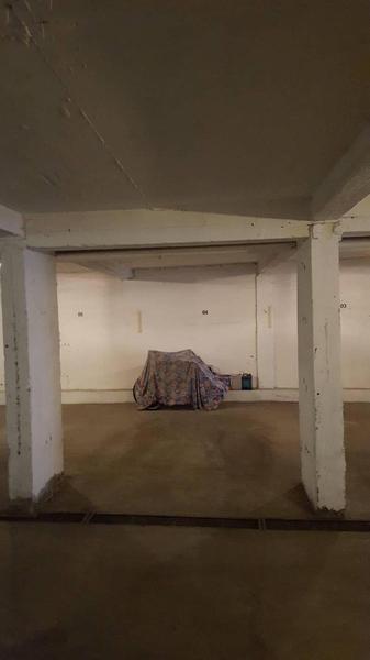 cochera cubierta en pleno centro de san fernando
