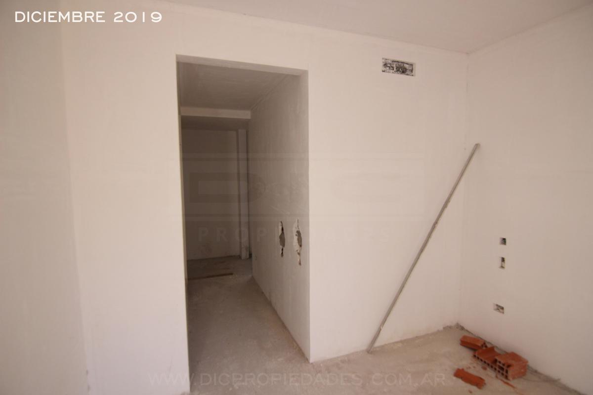 cochera cubierta en subsuelo