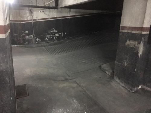 cochera cubierta, segundo subsuelo, balvanera