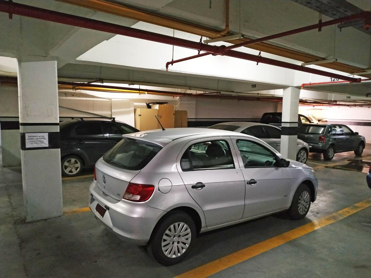 cochera (doble) cubta edificio barcelona center 5/6 s.miguel