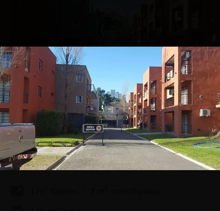 cochera en barrio cerrado