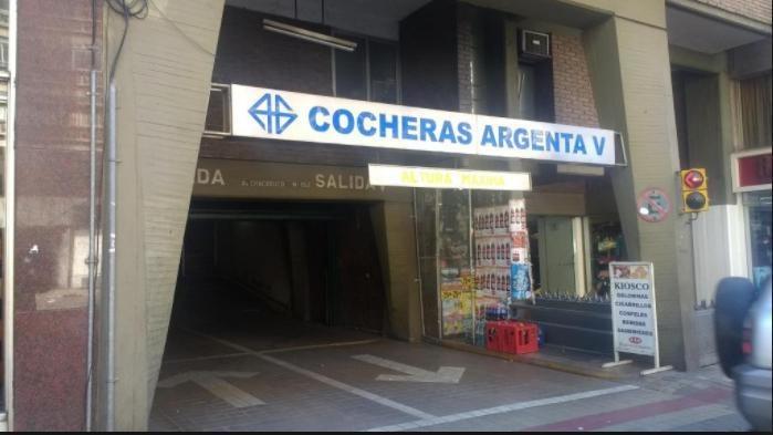 cochera en centro  - córdoba capital