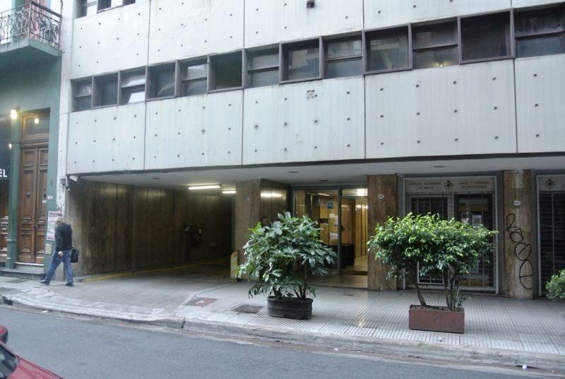 cochera en centro / microcentro, capital federal