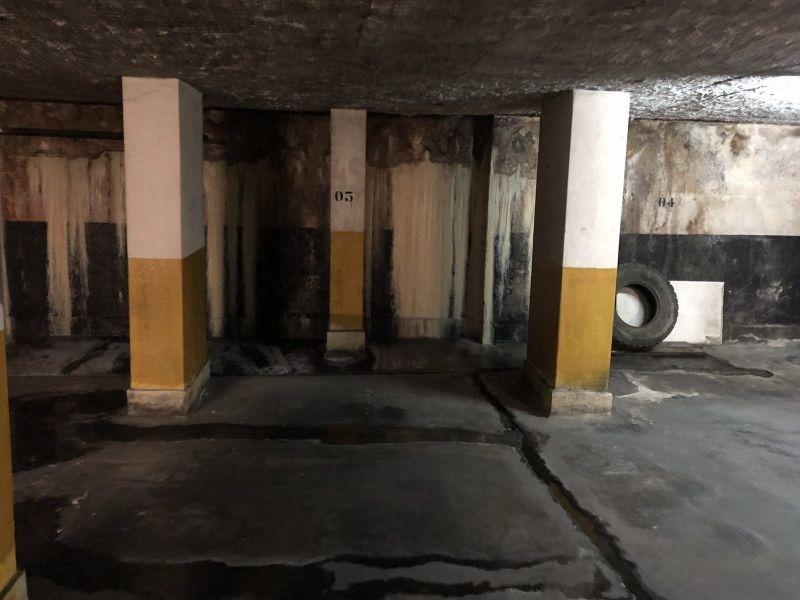 cochera fija con portón automatizado en 3er subsuelo