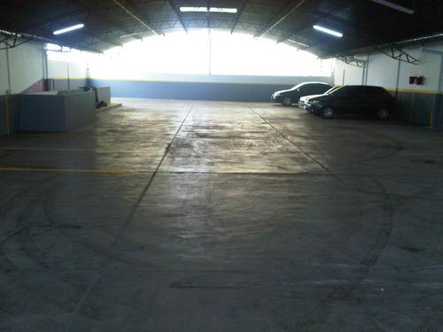 cochera fija cubierta, 2.50 m x 5 m