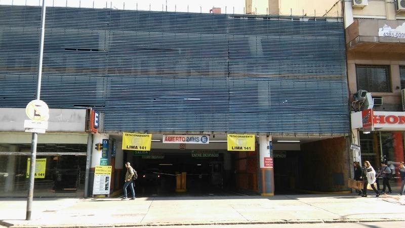 cochera fija cubierta en venta zona monserrat