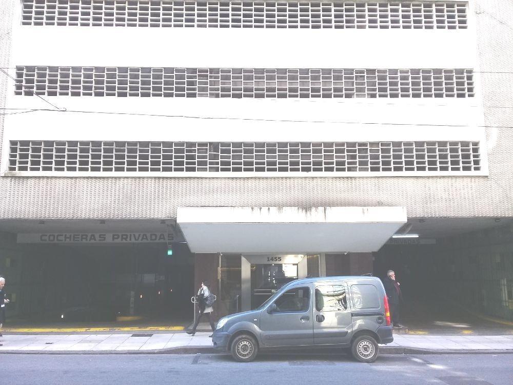 cochera fija cubierta zona tribunales