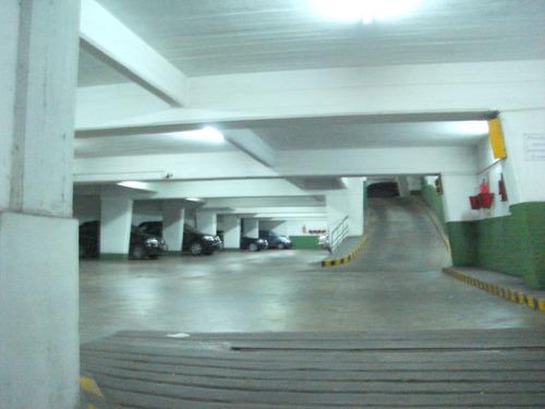 cochera microcentro grande(4x4) rampa seguridad 24hrs vendo