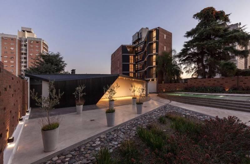cocheras | edificio de diseño