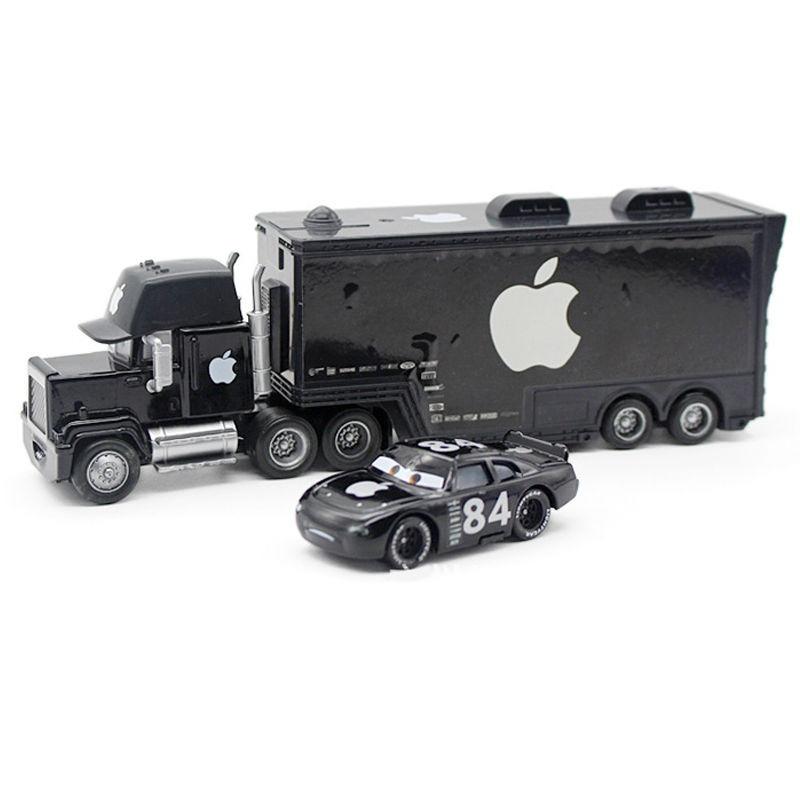 Truckamp; Coches84 Metal De Juguete Negro Mack Coche Hauler tshdxrCQ