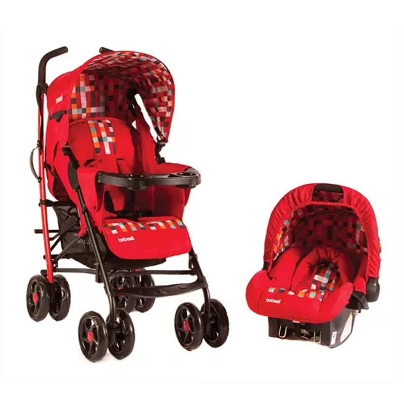 Coches bebe con baby silla bebesit tipo paraguita cross gh for Coches con silla para bebe