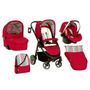 Coche Bebe Travelsystem Hauck Lacrosse All In One