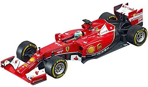 coches de slot,carrera ferrari f14 t f. alonso, no. 14 #..