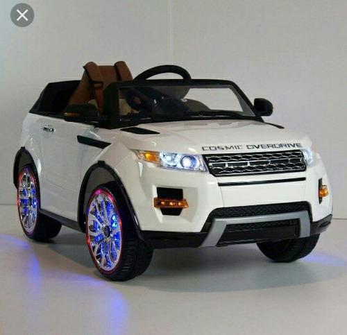 coches para niños a batería y control