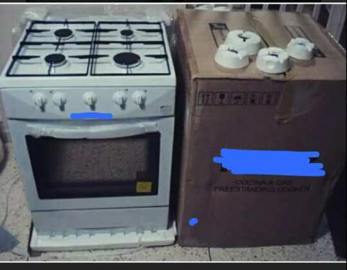 cocina 4 hornilla