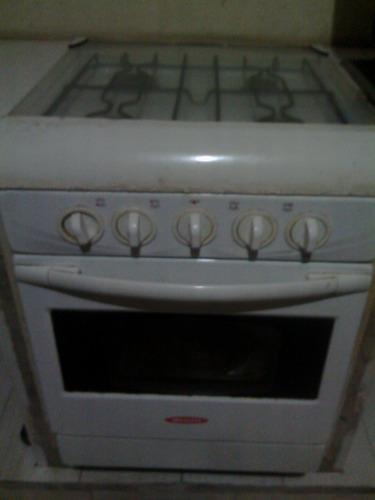 cocina 4 hornillas con horno