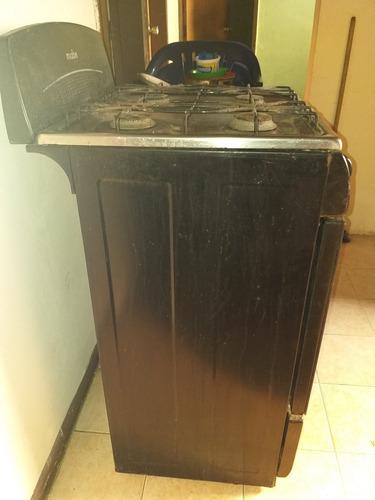 cocina 4 hornillas marca mabe